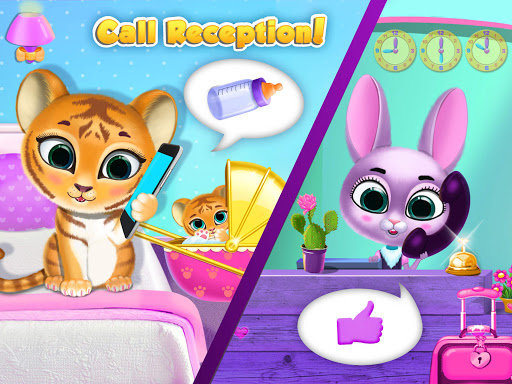 Kiki & Fifi Pet Hotel u2013 My Virtual Animal House android2mod screenshots 23