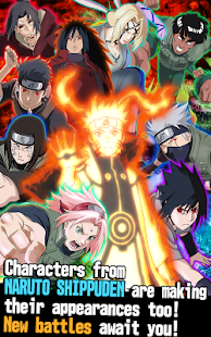 Ultimate Ninja Blazing 2.28.0 APK + Мод (Unlimited money) за Android