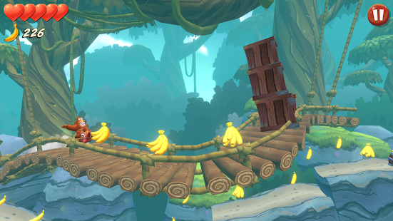 Banana Kong Blast Screenshot