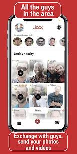 JocK - Gay video dating and gay video chat 25.135 Screenshots 10