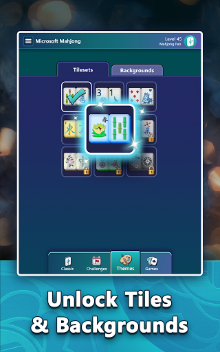 Mahjong by Microsoft 4.1.1070.1 screenshots 12