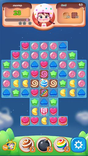 New Sweet Cookie POP : 2020 puzzle world 1.2.6 screenshots 7