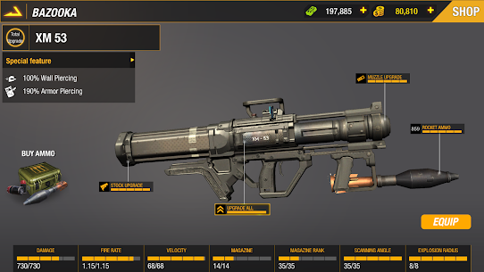 Beach War: Fight For Survival Mod Apk 0.0.9 (Mod Bullets) 8