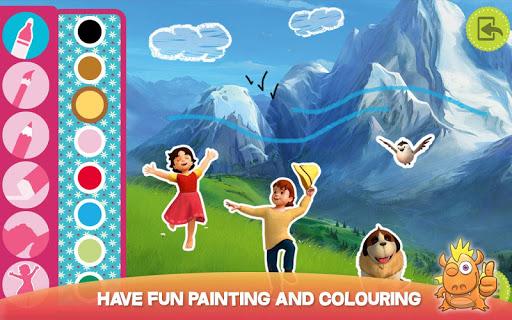 Heidi: best toddler fun games 7.0 Screenshots 14
