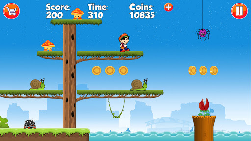 Nob's World - Super Adventure screenshots 19