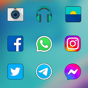 Oxigen HD – Icon Pack (MOD, Paid) v2.4.0 3