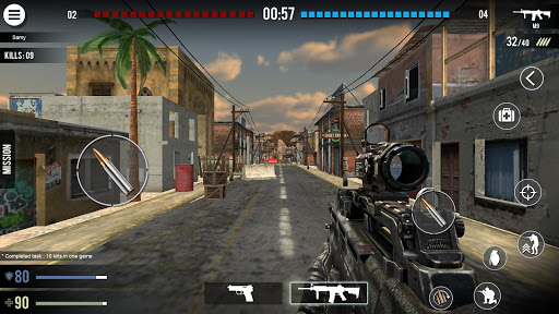 Military Commando Secret Mission : Shooting Games  screenshots 5