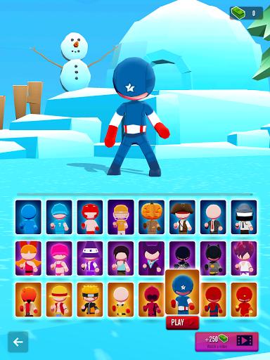 Stickman 3D - Street Gangster android2mod screenshots 13