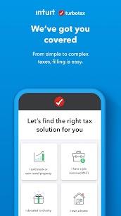 TurboTax  File Tax Return – Max Refund Guaranteed Apk 1