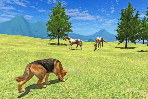 Real Dog Shephard World SIM 1.1 screenshots 18