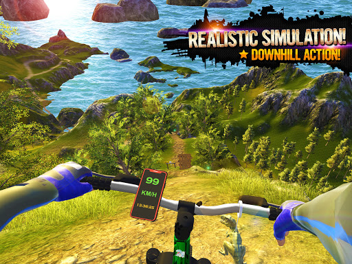 MX Offroad Mountain Bike 1.1 screenshots 8