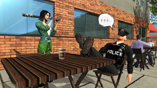 Crime Simulator Real Girl screenshots 7