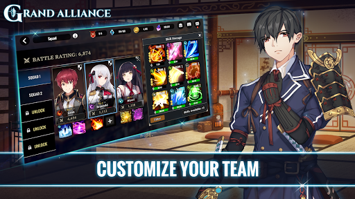 Grand Alliance screenshots 4