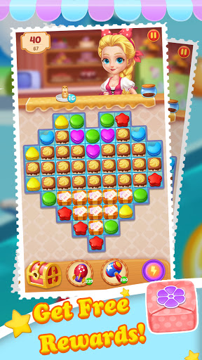 Cake Jam Drop screenshots 16