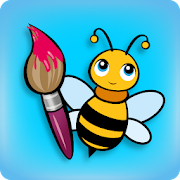 BeeArtist - Learn to Draw for Pre-School Kids.