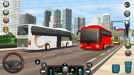 Real Bus Simulator Driving Games New Free 2021 1.7 screenshots 9
