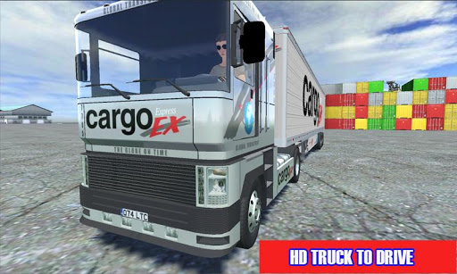 Best Truck Parking : new truck parking game 1.04 screenshots 1