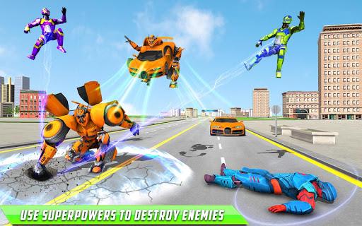 Deer Robot Car Game u2013 Robot Transforming Games 1.0.7 screenshots 9