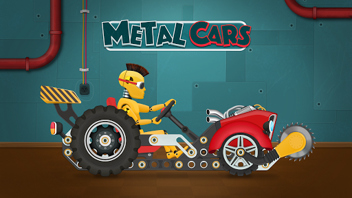 Car Builder and Racing Game for Kids 1.3 Screenshots 6