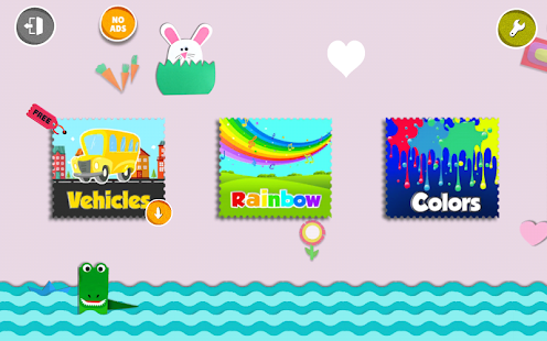 Kids Preschool Learning Songs & Offline Videos Screenshot