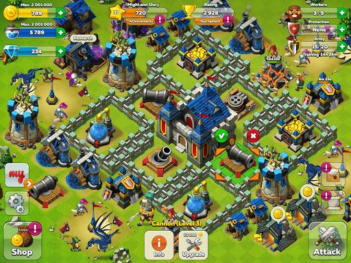 Might and Glory: Kingdom War 1.1.8 screenshots 6
