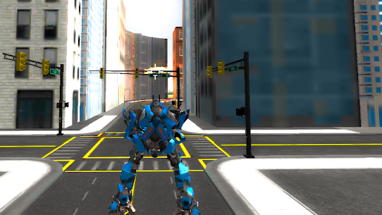 Robots Fighting In Street Hack Cheats (iOS & Android) 2