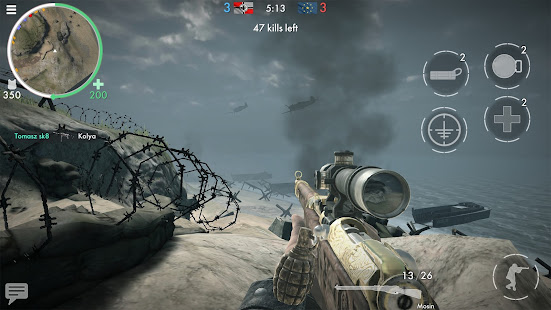 World War Heroes: WW2 FPS 1.27.2 Screenshots 9