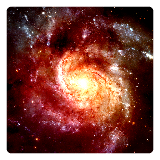 Space Galaxy Live Wallpaper Apps On Google Play