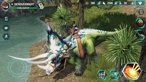 Dino Tamers - Jurassic Riding MMO 2.11 screenshots 7