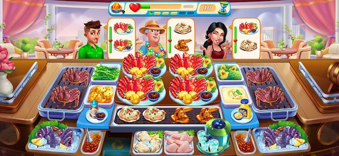 Cooking Us: Master Chef APK MOD HACK (Dinero Ilimitado) 3