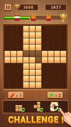 Wood Block - Classic Block Puzzle Game 1.0.7 screenshots 3