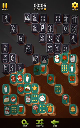 Mahjong Blossom Solitaire apkdebit screenshots 5