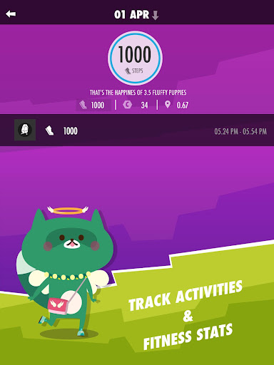 Wokamon -  Walking Games, Fitness Game, GPS Games screenshots 11