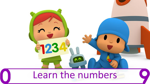 Pocoyo 1, 2, 3 Space Adventure: Discover the Stars  screenshots 19
