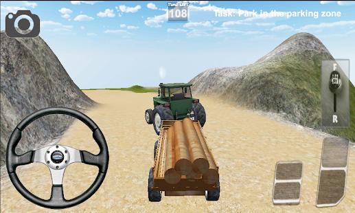 Tractor Farming Simulator screenshots 3