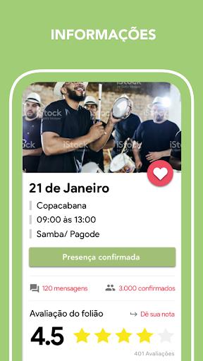 Carnaval SP RJ 2020 - CarnaBlocos 9.21 Screenshots 6