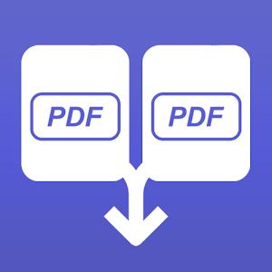 PDF Merger PDF Compressor 1.0 by Tech Visionn logo