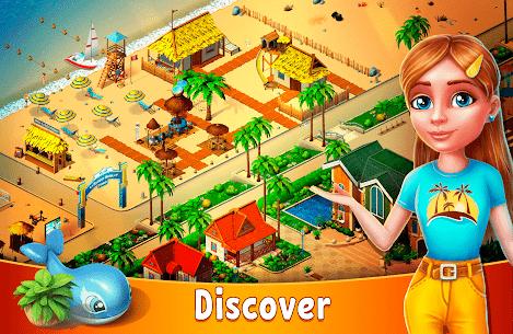 Hidden Resort: Adventure Bay MOD (Unlimited Keys/Coins) 3