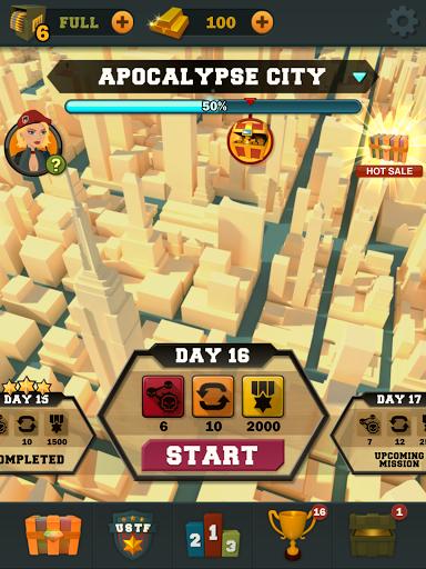 Zombie Sweeper: Seek and Strike Puzzle 1.2.103 screenshots 16