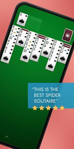 Spider Solitaire 1.3.95.120 Screenshots 1