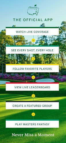 The Masters Golf Tournamentのおすすめ画像1