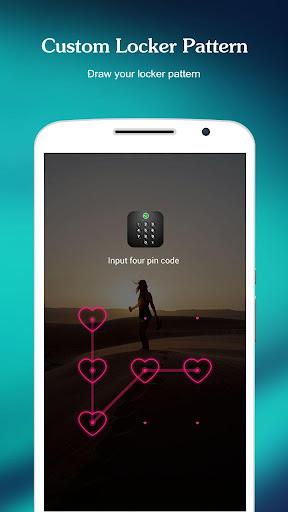 AppLock - Fingerprint & Password, Gallery Locker apktram screenshots 5