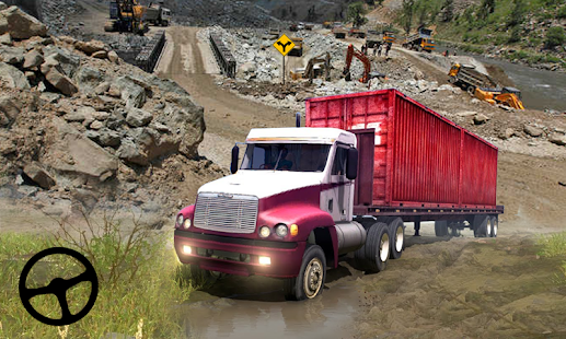 Cargo Truck Offroad Driving Simulator 2021 1.0.7 screenshots 2