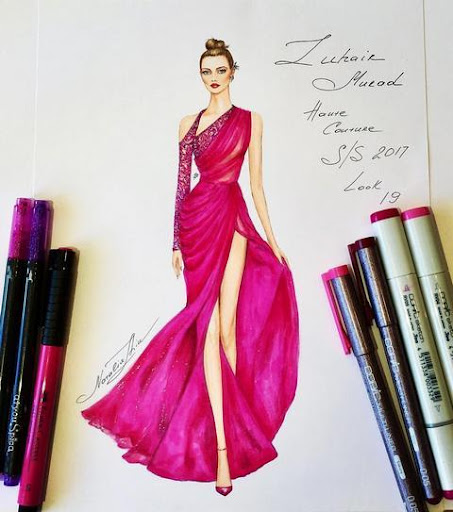 Creative Fashion Design Flat Sketch Ideas  Screenshots 4