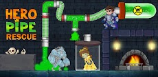 Hero Pipe Rescue: Water Puzzleのおすすめ画像1
