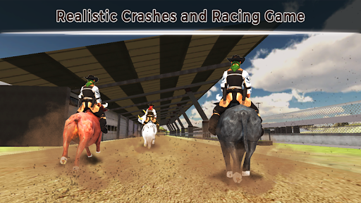 Angry Bull Attack u2013 Cowboy Racing 1.3 screenshots 3