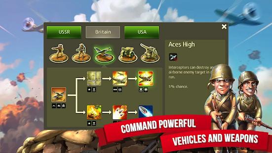 Toy Defence 2 u2014 Tower Defense game 2.23 Screenshots 4
