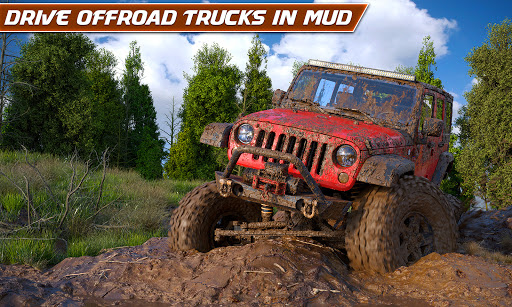 Top Offroad Simulator 2: Jeep Driving Games 2021 Varies with device screenshots 1