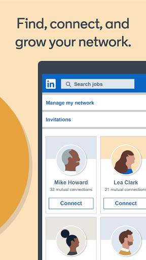 LinkedIn: Jobs, Business News & Social Networking 4.1.545 screenshots 3