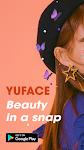 screenshot of Yuface: Makeup Photo Editor, Beauty Selfie Camera